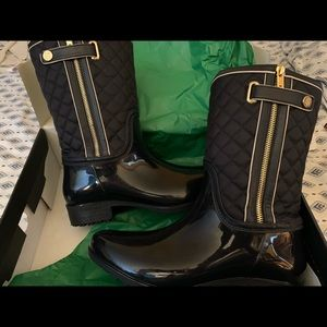 Womens Tommy Rain Boots